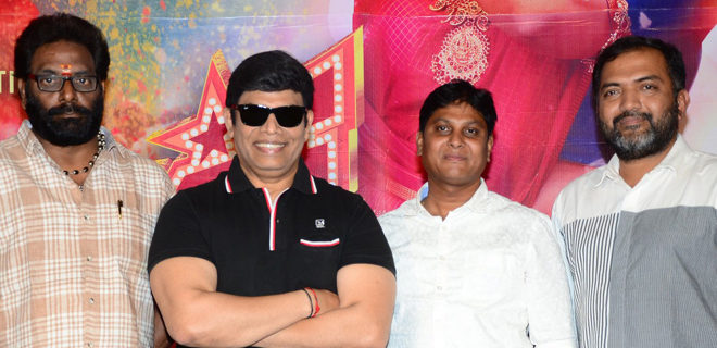 Jackpot Press Meet Photos