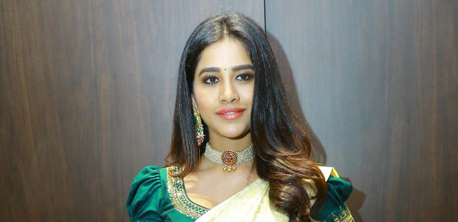 Nabha Natesh New Stills