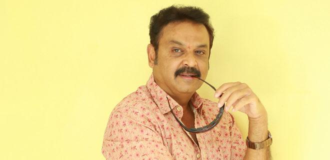 Naresh Vijayakrishna interview