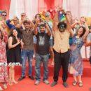 Nishabdham Teaser Launched by Puri Jagannath