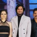 Raahu movie Trailer Launch Photos