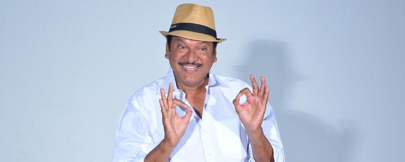 Rajendra Prasad Interview Photos