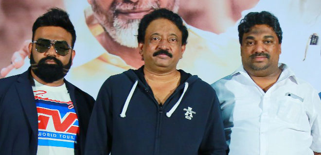 Ramgopal Varma press meet