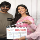 Ravi Teja s KrackMovie Launched