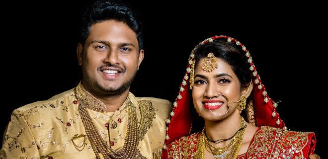 Sana Son Wedding Photos Sameera & Anwar