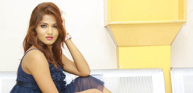 Sravani Nikki New Stills