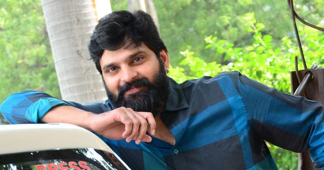 Sree Vishnu Photos Interview Photos