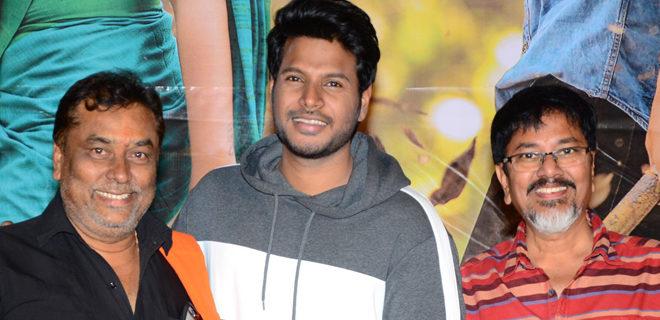 Tenali Ramakrishna BABL Success Meet Photos