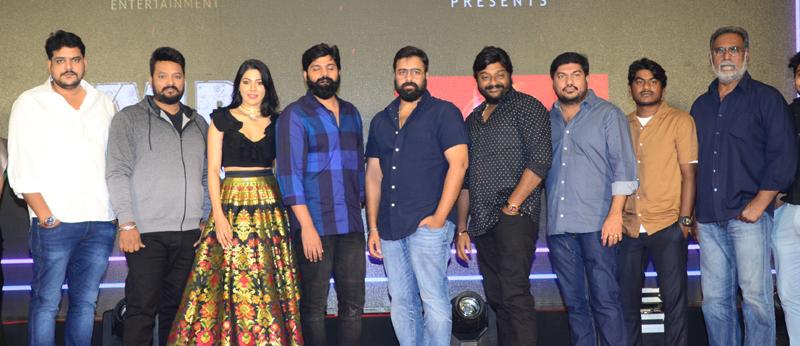 Thippara Meesam Movie Pre Release Event