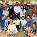 Vishnu Manchu To Host Wood Carving Artists Live Work Jnana In Tirupati