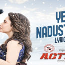 Yetu Nadusthunna Song Posters From Action Movie