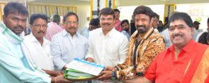 Balakrishna - Boyapati Srinu new movie launch