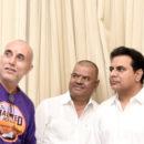 KTR wished Ullaalaa Ullaalaa movie team