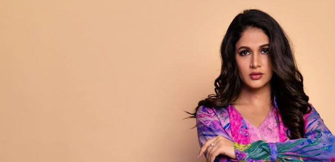 Lavanyatripathi latest stills