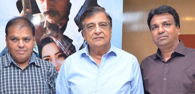 Namaste Nestama movie press meet