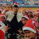 Nikhil 's Christmas celebrates