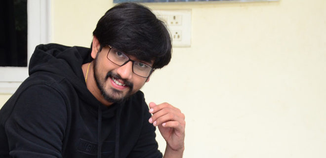 Raj Tarun Interview Photos