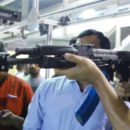 Ram's tryst with rifle shooting Photos