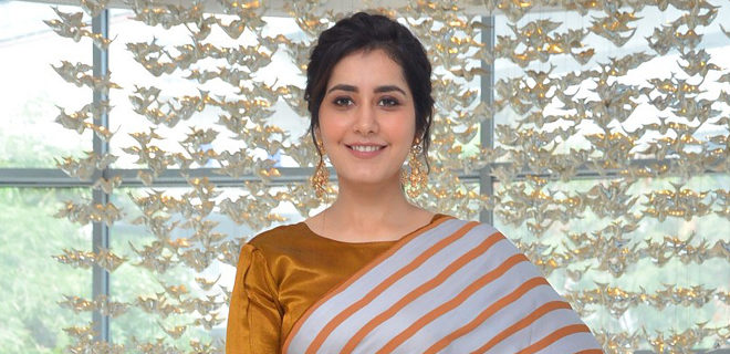 Rashikhanna New Stills