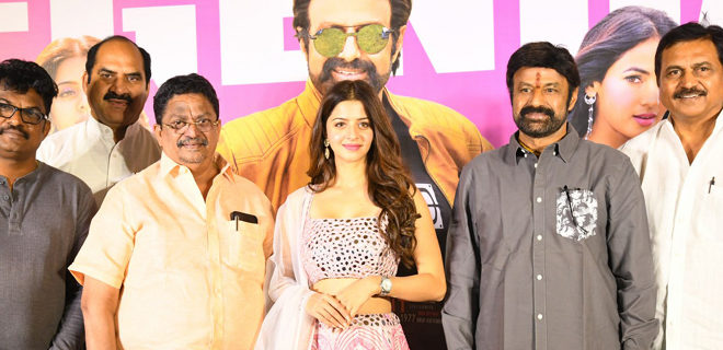 Ruler success meet Photos