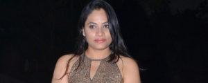 Sanjana Jyothi New Photos