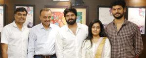 Sree Vishnu New Movie Opening
