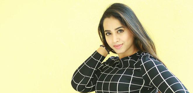 Swathi Dixith New Photos