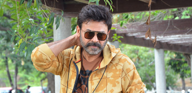 venkatesh interview Photos