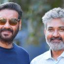 Ajay Devgn Starts Shooting for SS Rajamouli's RRR