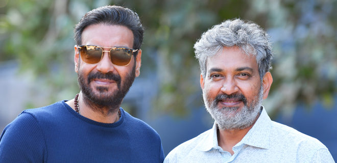 Ajay Devgn Starts Shooting for SS Rajamouli's RRR
