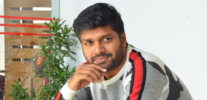 Anil Ravipudi Interview photos