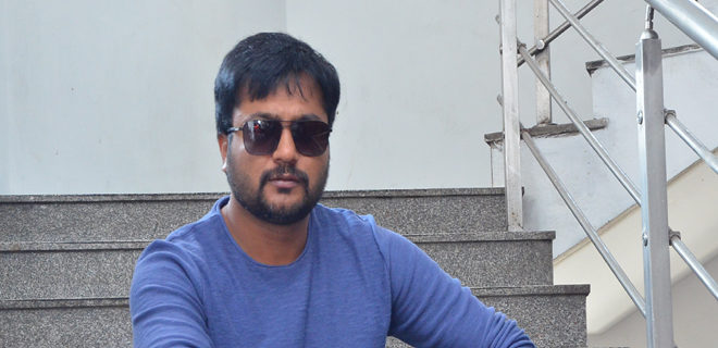 Bobby Simha Interview photos