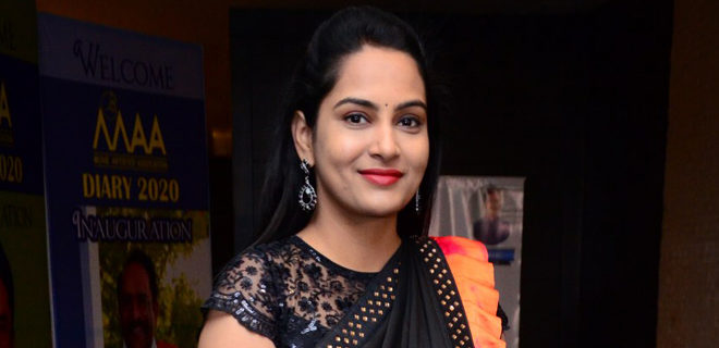 Himaja New Photos