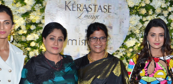 Kerastase Liunge BY Mirrors Luxury Saloon