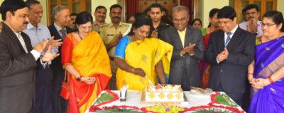 New Year Celebrations At Rajbhavan