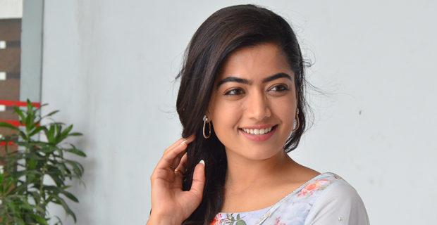 Rashmika Mandanna Interview photos