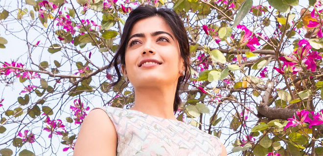 Rashmika Mandanna Latest Photoshoot