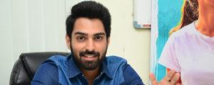 Shiva Kandukuri Interview photos