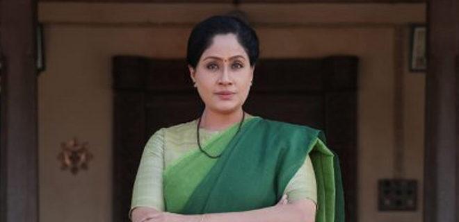 Vijayashanthi New Stills