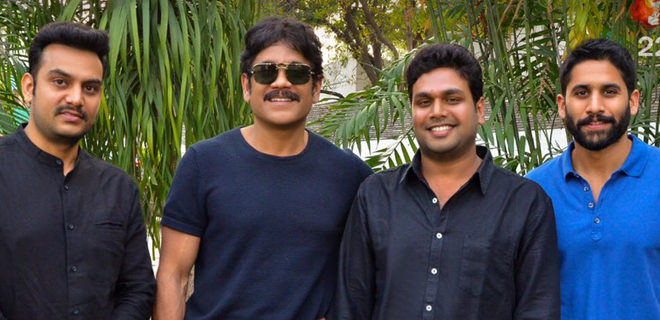 22Movie Teaser launch By Nagarjuna