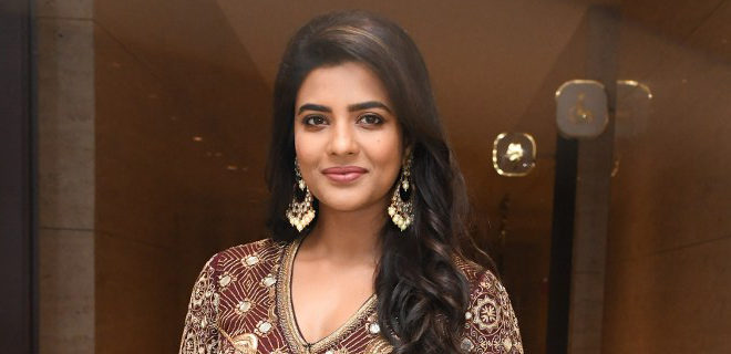Aishwarya Rajesh latest photos