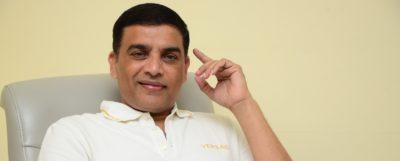 Dil Raju interview photos