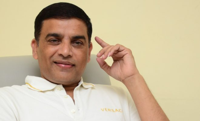 Dil Raju interview photos