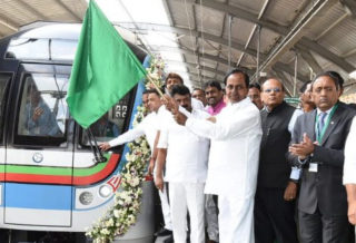 KCR starts metro to MGBS from Jubli station
