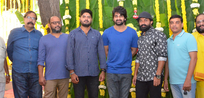 Naga Shaurya - East Coast Productions pro. no. 4 movie launch