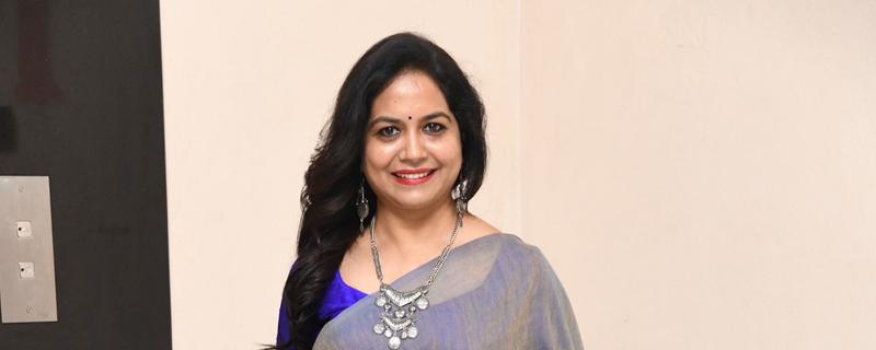 Singer Sunitha new photos