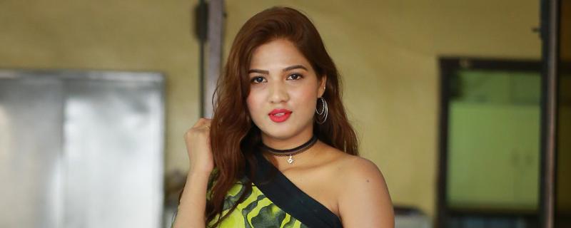 Sravani Nikki new pics