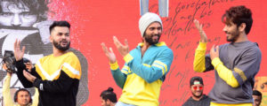 Vijay Deverakonda hosts his second Rowdy sundowner party