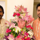 pawankalyan garu wished Bheeshma team
