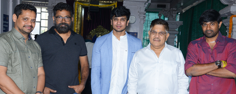 18 Pages launched as stylish star Allu Arjun's